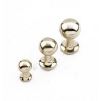 """Lucinda"" Solid Brass Cabinet Knobs"