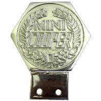 Mini Cooper Grille Enamel Car Badge