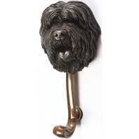Old English Sheep Dog Door Knocker