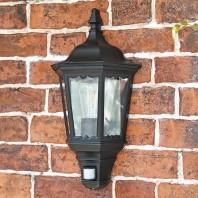 """Twembrook"" PIR Sensor Wall Lantern"