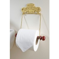 The Albert Toilet Roll Holder