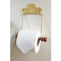 The Albert Toilet Roll Holder