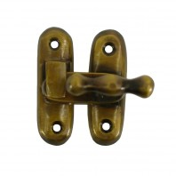 Antique Brass Window Fastener