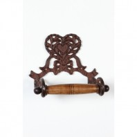 """Amorette"" Vintage toilet roll holder"