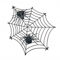 """""""Arachnor"""" Spider Sculpture Made From Iron and Stone"""