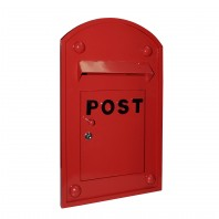 "The ""Bayswater"" Red Post Box"