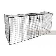 Brinton Extendable Nursery Fire Guard