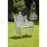 Clarence House Single Garden Seat
