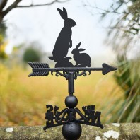 Weathervane Rabbit