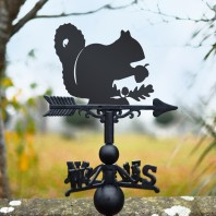 Weathervane Squirrel