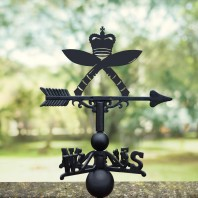 Royal Gurkha Rifles Regiment Weathervane