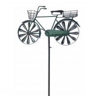 Bicycle Garden Wind Spinner