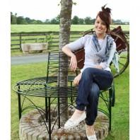 "Black ""Pembrokeshire"" Half Tree Seat"