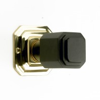 Square Wooden Door Knobs