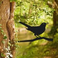 Blackbird Iron Tree Spike