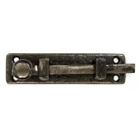 """Holmdale"" Blacksmith Style Iron Door Bolt"