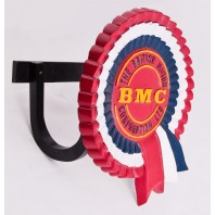BMC rosette car hose holder