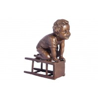 """Corftmore Nursery"" Bronze Sculpture"