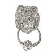The Britannia Lion Door Knocker