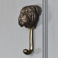Bullmastiff Door Knocker