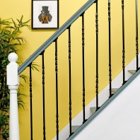 """Cavendish"" Double Fine Twist Stair Spindle"