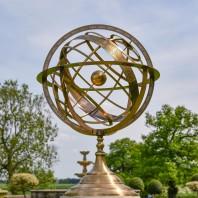 """""""Celestial"""" Armillary Sundial - 90cm"""