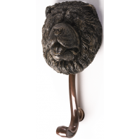 Chow Chow dog door knocker