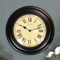 "The ""Barlow"" Wall Clock"