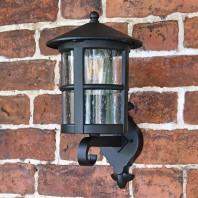 Classic Cylinder Porch Bottom Fix Wall Light