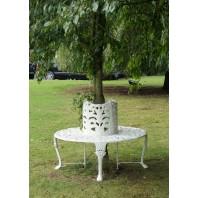 """Fernwood Forest Coalbrookdale"" Tree Seat"