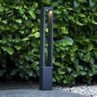 Contemporary LED Pillar Post