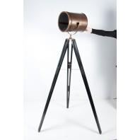 Copper Free Standing Spotlight