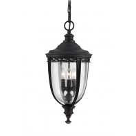 Countryside Black Hanging Light