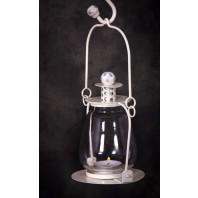 Garden Lantern - Cream
