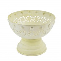 """Braydale House"" Set of 3 Display Bowls - Antique Cream"