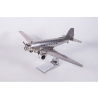 Douglas Commercial 3 WWII Aircraft Model
