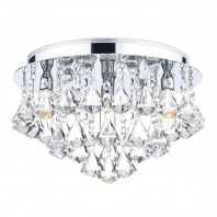 Mini Diamond Bathroom Chandelier