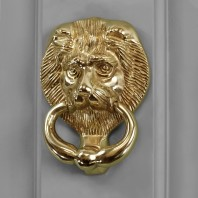 Door Knocker (Dorchester Lion)