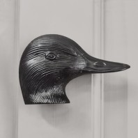 Black Duck Door knocker