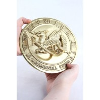 "Welsh Dragon Sundial 180mm (7⅛"") Dia"