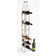 'Monticello' Space Saving Wine Rack (Small)