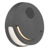Eye-Lid Wall Light With Built-in Speaker