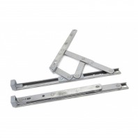 Stainless Steel Defender Friction Hinge - Top Hung 10""