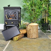 Extra Long Fireside & Firepit Spade Tool