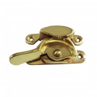 Brass Fitch Sash Window Fastner