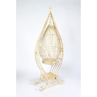 """Chesterton"" Bird cage and stand"