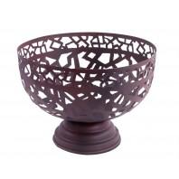 """""""Aztec"""" Rustic Design Fruit Bowl"""