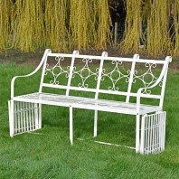 """Pegasus"" Three Seater Garden Bench"