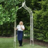 Gardenia Rose Arch