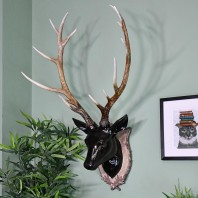 """""""Glenmore"""" Large Stag Bust"""